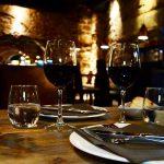 Arcano restaurant romantique