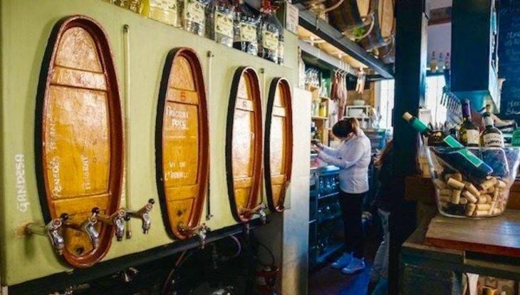 Bar à tapas Bodega Fermin