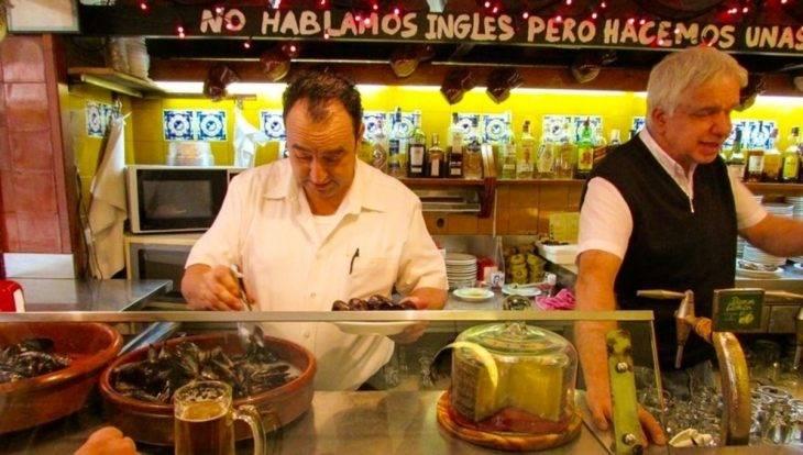 Bar à tapas La Bombeta