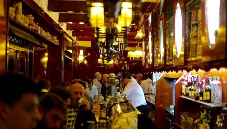 Bar à tapas Vaso de Oro