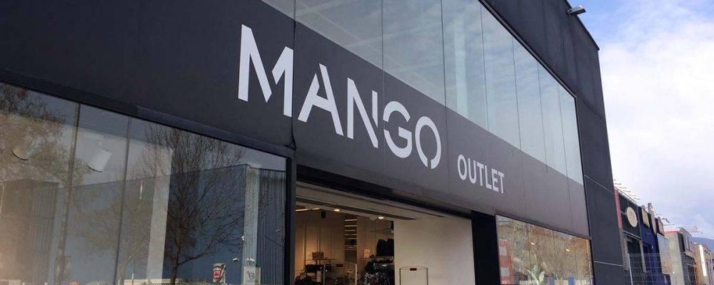 Mango outlet: boutiques à Barcelone pour des soldes toute l'année