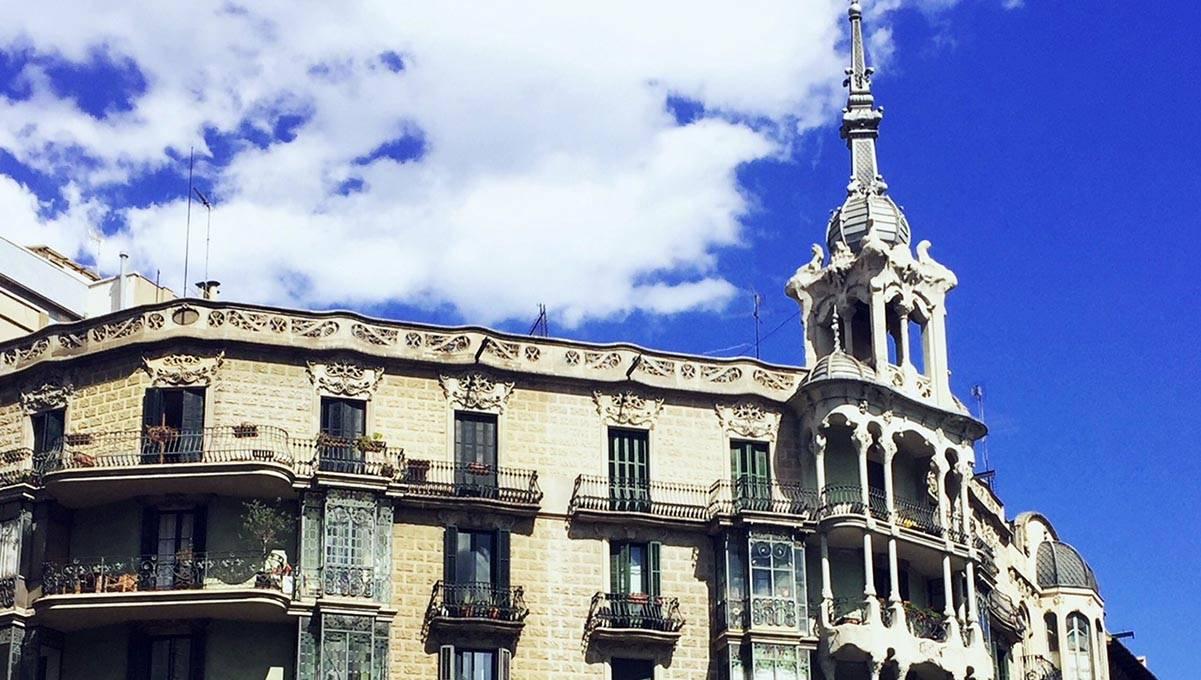 visiter barcelone Eixample