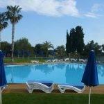 Camping barcelone: Vilanova Park: une de ses piscines