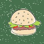 dessin burger