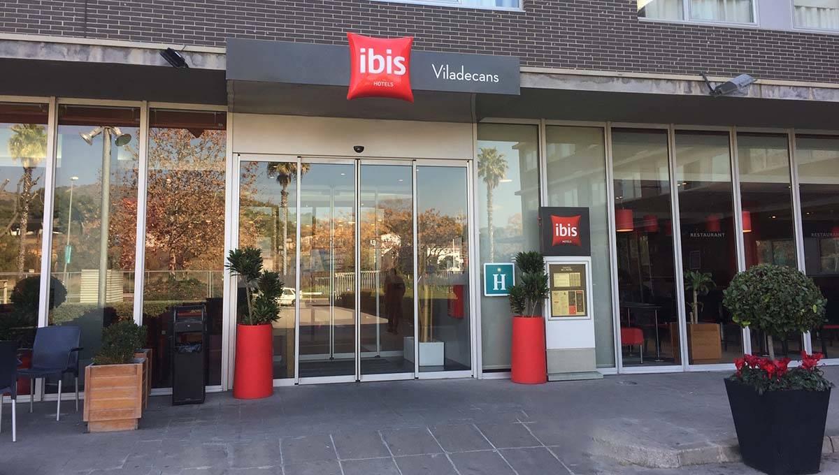 extérieur de l'Hôtel Ibis Viladecans