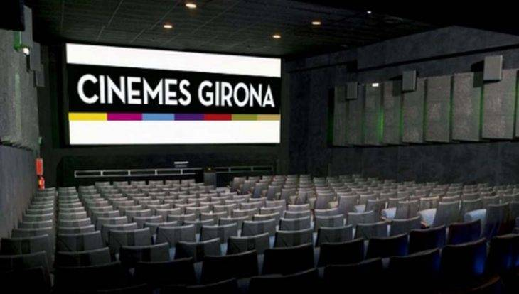 salle du cinema girona version originale