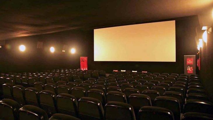 salle de cinéma Boliche