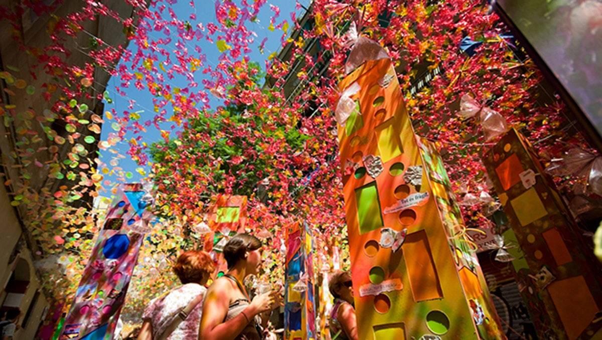 fêtes de Gràcia