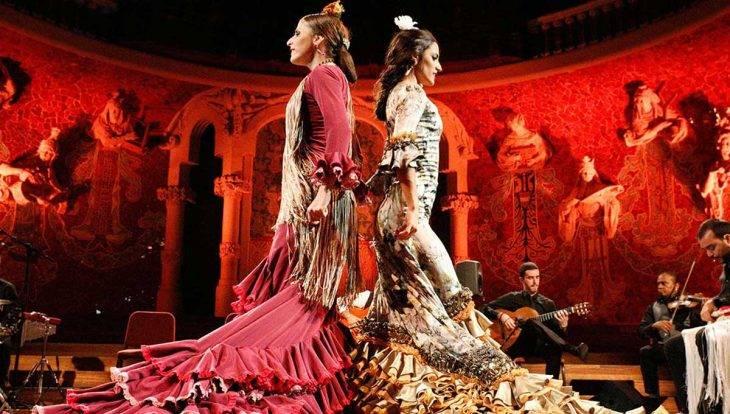 gran gala flamenco 2 danseuses