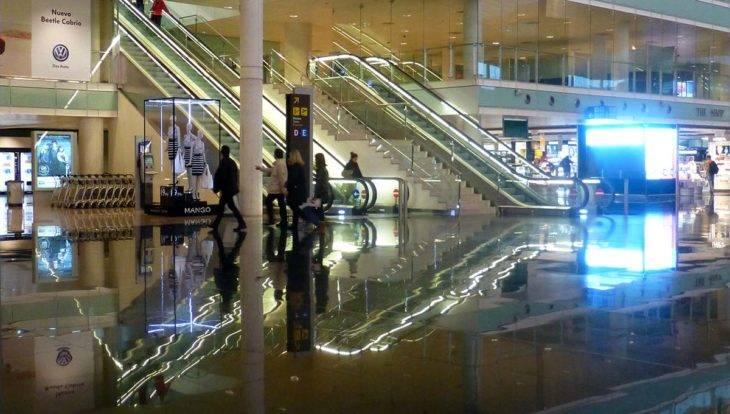 aéroport-barcelone Terminal 1
