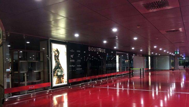 boutique aéroport