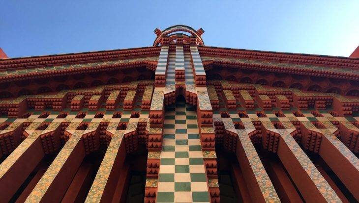 visiter Barcelone: Casa Vicens