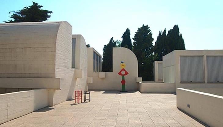 visiter barcelone fondation miro