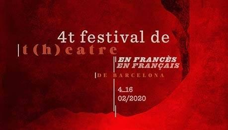 affiche du festival de théâtre oui