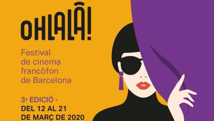 festival ohlala affiche 2020