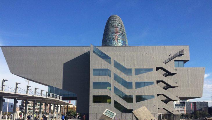Musée du Design près de la Tour Glòries
