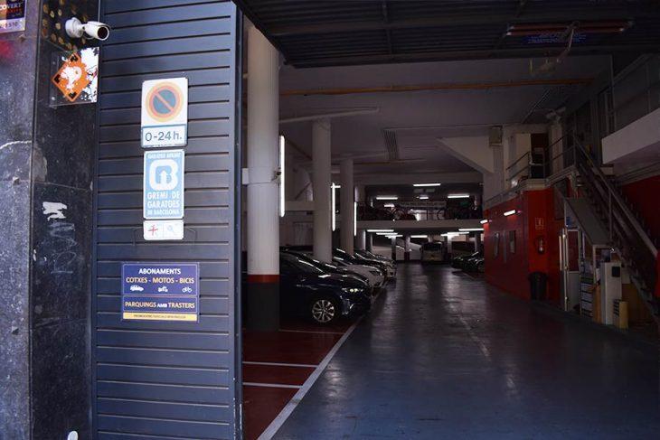 bypark parking sagrada familia