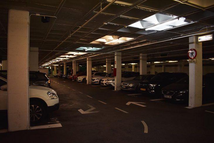parking b sm